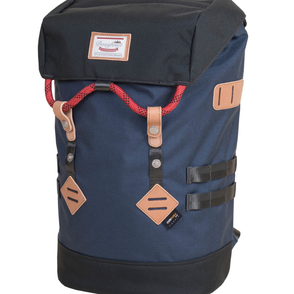 Colorado Cordura® Steel Blue x Charcoal